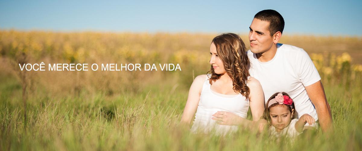 Foto Casal e Criança Página Vendas Livro Maior II
