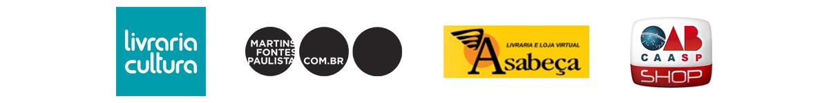 Logos Livrarias Parceiras