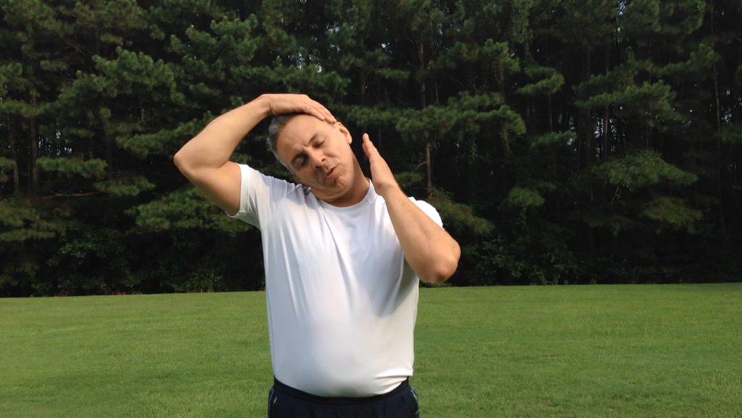 Dor no Pescoço Nunca Mais com Exercícios