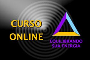 Lançamento do Curso Online Equilibrando Sua Energia