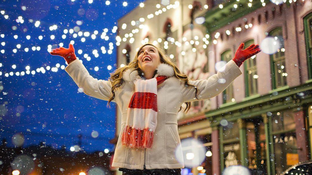 Mais Positivo e Feliz no Natal