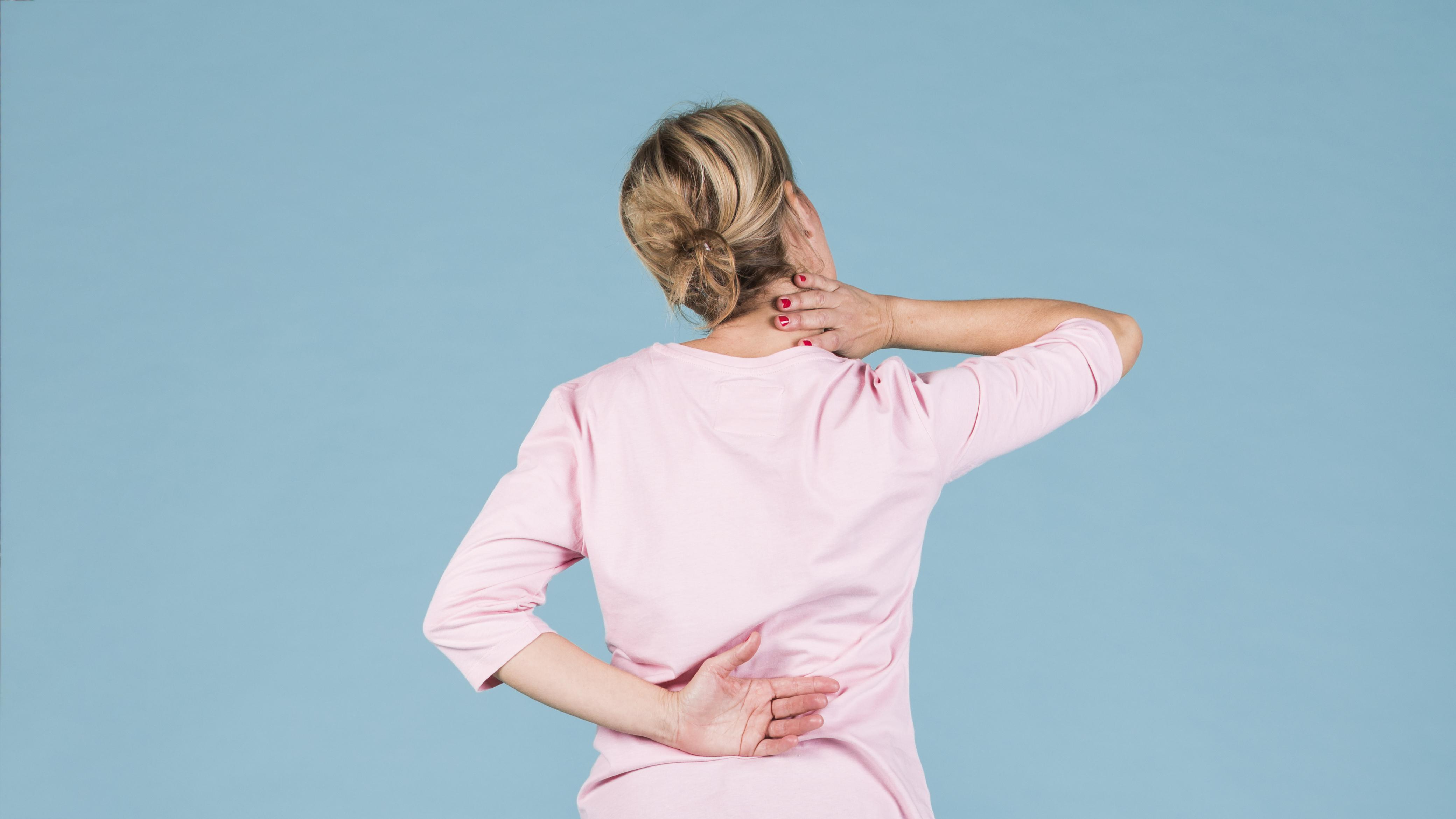5 Minutos Para Relaxar o Pescoço e Ombros